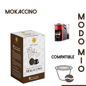 48 CAPSULES DE MOKACCINO COMPATIBLES LAVAZZA MODO MIO