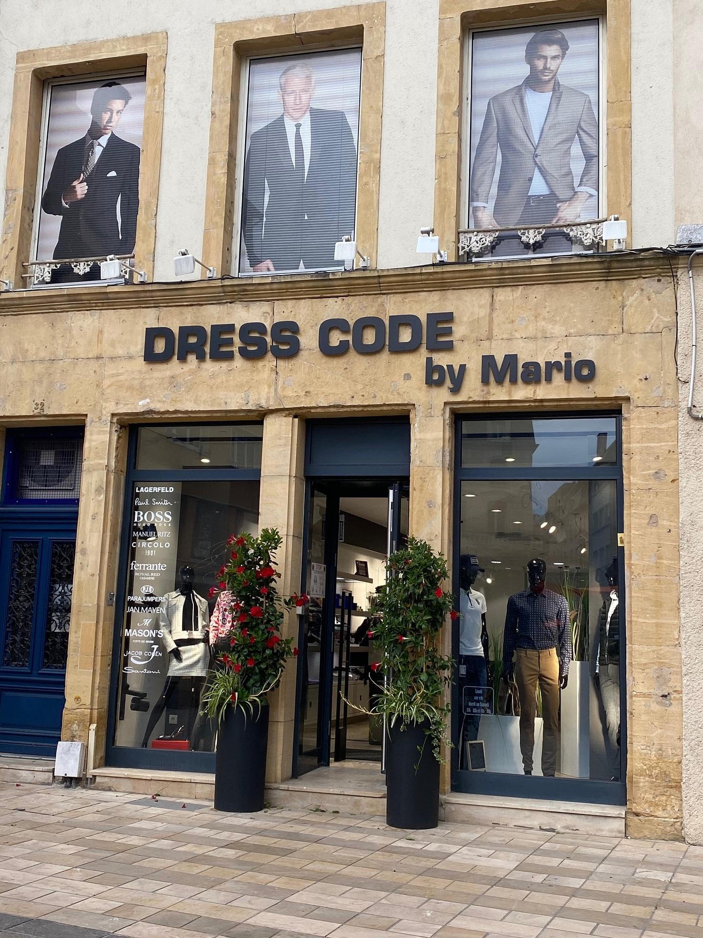 Dress Code By Mario